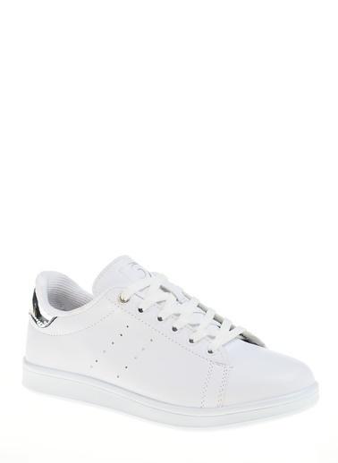 D by Divarese Sneaker Beyaz